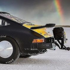 "#Repost @cars.randywells ・・・ ""Over the Rainbow in a Porsche 911!""@CanonUSA #canonbringit #porsche"