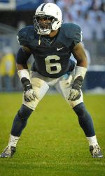 #PennState Gerald Hodges pre season first team #AllAmerican