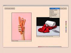 The Foundation Of Designing Websites – Web Design Tips Website Layout, Web Layout, Layout Design, Website Ideas, Poster Design, Graphic Design Posters, Portfolio Web, Online Portfolio Design, Mise En Page Web