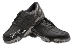 #SportsMemorabilia.com - #SportsMemorabilia.com Rory McIlroy Signed Autographed Golf Shoes Spikes Black Foot Joy UDA - AdoreWe.com