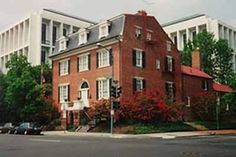 A new national monument! So much history and now even more! A very sincere, Thanks, Obama! Historical Women, Historical Sites, Alice Paul, Belmont House, Old Bricks, Second Empire, Washington Dc, National Parks, Multi Story Building
