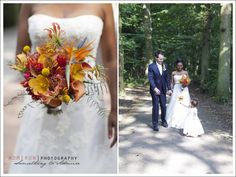 Wedding Photographer for Amsterdam, Haarlem, 't Gooi, Noord-Holland, Friesland | August 2012