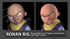 Rigging Reel - April 2013 by Josh Sobel. http://www.joshsobelanimator.com