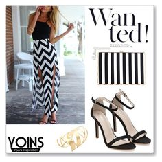 """""""YOINS #1"""" by abecic ❤ liked on Polyvore featuring yoins, yoinscollection and loveyoins"""