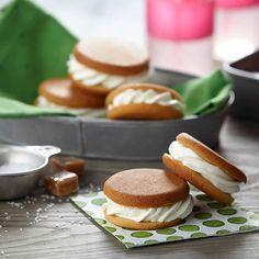 Basisrecept voor het maken van whoopie pies | Cupcakerecepten.nl