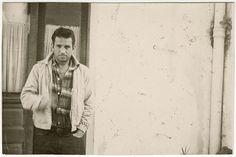 William S. Burroughs, Jack Kerouac, Tangier, 1957