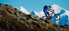 Biken: Für Energiebündel und Endorphin-Junkies. Mountains, Nature, Travel, Alps, Vacation, Naturaleza, Viajes, Destinations, Traveling