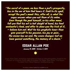 Gustave Dore, Edgar Allan Poe, Poet, Hiphop, Raven, Spelling, The Secret, Melbourne, Dj