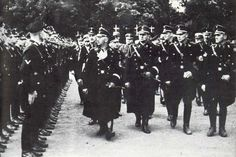 April 4,1925 – The Schutzstaffel (SS) is founded in Germany.