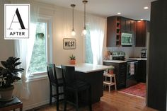 Before & After: We Survived Our First (Mostly) DIY Kitchen Reno
