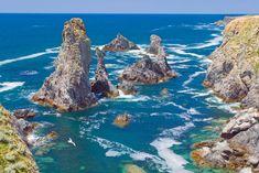 Belle île en mer, aiguilles port coton