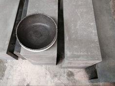 AtelierB. #AtelierB. Concrete Furniture