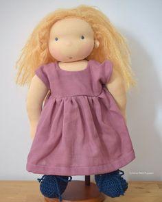Girls Dresses, Flower Girl Dresses, Wedding Dresses, Fashion, Long Hair, Flower Girl Gown, Puppets, World, Nice Asses