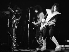 Återblick – Kiss at Cow Palace, '77 - Destroyer- Kiss Army Sweden