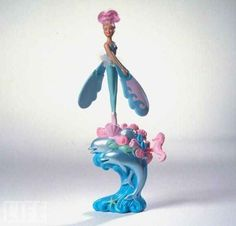 Sky Dancers | 31 Awesome '90s Toys You Never Got, But Can Totally Buy Today.