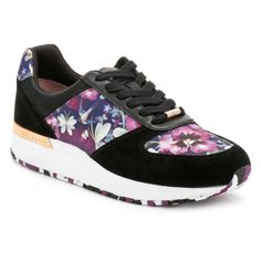 Ted Baker Womens Entangled Enchantment Esmay Trainers - Trouva
