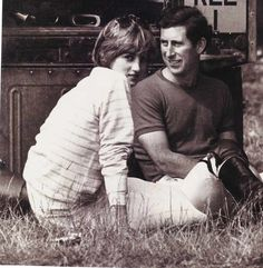 Diana and Charles 1980