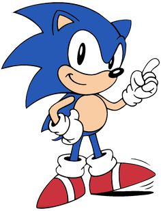 Sonic The Hedgehog                                                                                                                                                                                 More