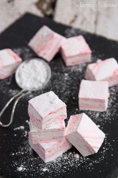 ... peppermint swirl marshmallows peppermint swirl marshmallows