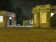 Ingang Sonsbeekpark Arnhem.