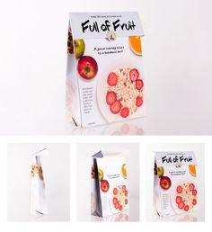 Full of Fruit Muesli by Philip Khoury