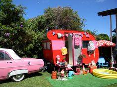 The Best Little Vintage Van in Vegas