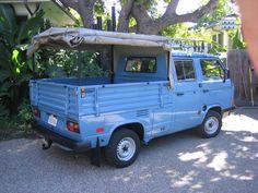 1991 VW Doka. Double Cab Vanagon
