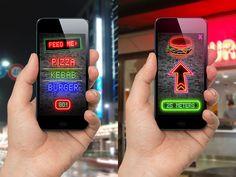 Kebabylon App by Axel Gutschenreiter