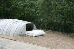 quick deploy concrete canvas shelter