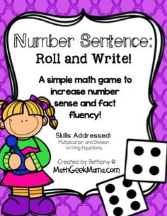 Was this helpful? Share it with others...01000This super simple activity helps kids see the relationship between multiplication and division, and form important connections. It also gives them a chance to practice writing equations, and discuss key vocabulary terms such as inverse operation and commutative property. Included in the download: Student handout Explore multiplication even moreKeep Reading...