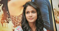 Lavanya Tripathi Singed Some of Craze Movie ~ Lazy Student