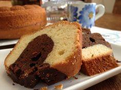 Κέικ μαρμπρέ , πιο κλασικό δε γίνεται! Banana Bread, Gluten Free, Cake, Desserts, Food, Glutenfree, Tailgate Desserts, Deserts, Kuchen