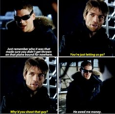 """""""He owned me money"""" - Cap. Cold and Weather Wizard Supergirl Dc, Supergirl And Flash, Captain Cold And Heatwave, Dc Tv Series, The Flash Season 1, Flash Characters, Leonard Snart, Dc Tv Shows"""
