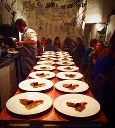 Plating up chef! Next #supperclub #popup in that great venue #oldstreet on 7 14 20 & 28 November! Book @grub_club #fabulous698b #londonlife #londonfood #london #polenta #mushroom #yeschef #chef #cheflife #theartofplating #restaurant #likeit #amazing #delicious #foodpic #food #foodtechweek #foodie #fabulous #gethealthy #starter #vegan #beautiful #graffiti #november by fabulous698b