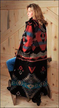 Rhonda Stark Duster Coats