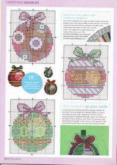 Gallery.ru / Фото #29 - Cross Stitch Card Shop 68 - WhiteAngel