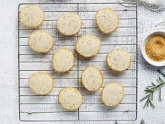These delicate, crispy shortbread cookies are incredibly impressive given how easy they are to make. With just the right balance of...