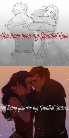 You have been my Greatest Love. But today you are my Greatest Sorrow. #wonderwoman #wondertrev
