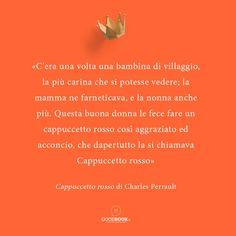 #AccaddeOggi  Il #16maggio 1703 moriva il celebre autore francese di #fiabe #CharlesPerrault.  Questo uno dei suoi #incipit più famosi 👧👵🐺🧑  #quotes #literaryquotes #citazioniletterarie #citazionilibri #cappuccettorosso