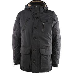 NZA - Jacket, Midnight Grey