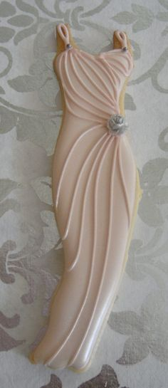 Evening Gown Cookie