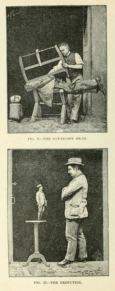 1897 Book of Magic Shows the Wonders of Victorian Trick Photography | Popular Photography