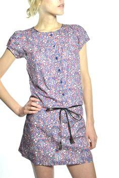 Sessun agostina dress $148.00 (liberty of london print)