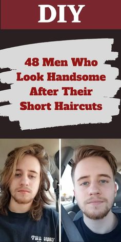 When it comes to hair and cool new styles and trends, you probably think of women. Most people do. #48 #Handsome #ShortHaircuts Blue Jeep, Bridal Heels, How To Look Handsome, Diy Carpet, Pastel Hair, Perfume, Hollywood Celebrities, Pixie Hairstyles, How To Be Outgoing