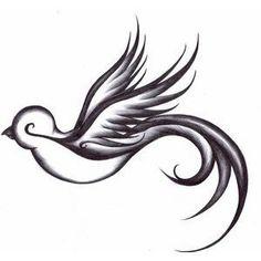 Bird Bird Bird maurinehackett. Purple daughter has this tattooed on her forearm!