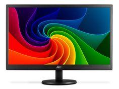 Adquira na Prisma Cartuchos um monitor de LED, que garante 50% de economia de energia em relação a um LCD! Confira: http://prismacartuchos.com/monitor-aoc-e1670swu-15led-widescreen-black-piano-2396.html
