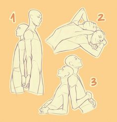 Poses for guy and girl