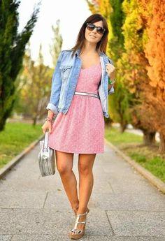 #pink #dress #pinkdress #fashion www.no2mo.com