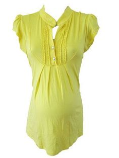 Sunshine Top by Coqueta Maternity - Maternity Clothing - Flybelly Maternity Clothing $21