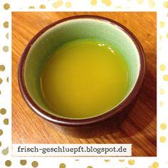 Frisch geschlüpft: Mango-Likör